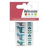 Artemio Cintas adhesivas para manualidades y artesanía