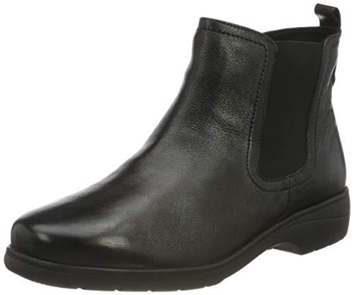 Caprice Damen 9-9-25355-25 022 Stiefelette, Black Nappa, 36 EU