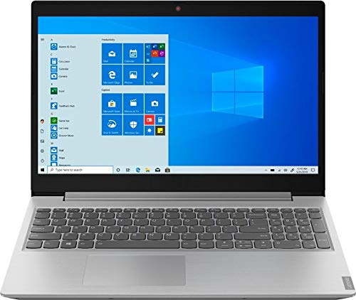 "2020 Lenovo IdeaPad L340 Laptop Computer, 15.6"" Touchscreen, AMD Ryzen 3 3200U up to 3.5GHz, 8GB DDR4 RAM, 1TB HDD, DVDRW, 802.11ac WiFi, Bluetooth 4.2, HDMI, Grey, Windows 10 Home"
