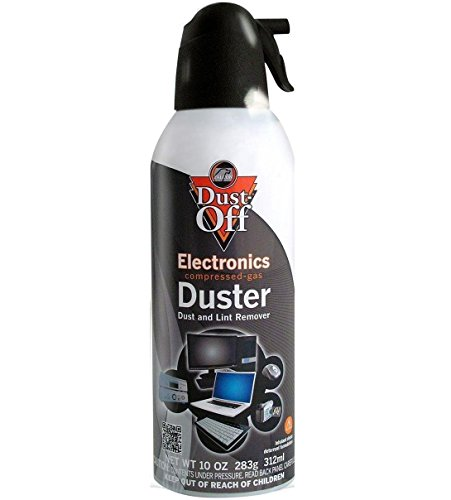 Falcon Dust Off Compressed Gas Duster 10 oz 1 Can