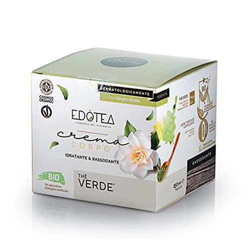 Bio green tea toning body moisturiser 250 ml