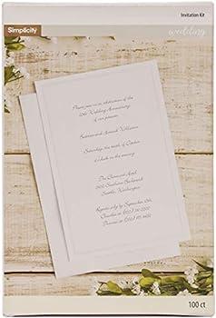 Best white wedding invitation Reviews
