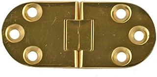 Brass Sewing Machine Lid Hinge - 2 Pc/Pack | HSM-8