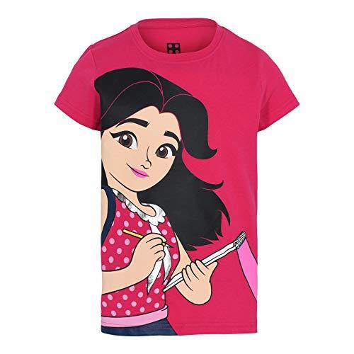 LEGO Friends T-Shirt Camiseta, 494, 4 años para Niñas
