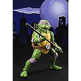 Tortugas Ninja SHF Donatello Limited Figma Animado PVC Figura 6'
