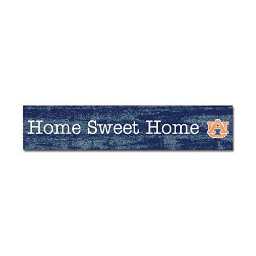 NCAA Legacy Auburn Tigers Table Top Stick 2.5x12, One Size, Wood