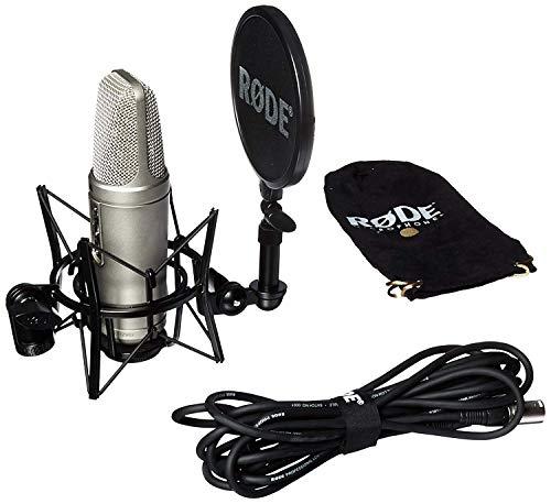 Rode Großmembranmikrofon NT2-A - Kugel, Niere, Acht Mikrofon