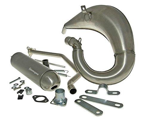 Tecnigas Auspuff Sportauspuff ENOX Steel für CPI SM SX 50