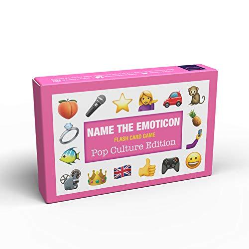 Name The Emoticon-POP Kultur-Kartenspiel