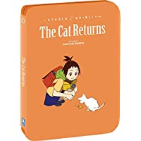 The Cat Returns - Limited Edition Steelbook on Blu-ray