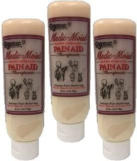 5 oz. Raymac Medic-moist Emu-oil Cream Lot of 3