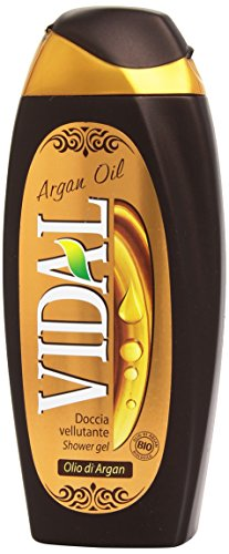 Vidal Duschgel, Arganöl, 250 ml