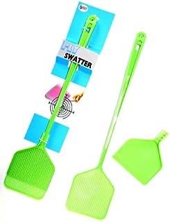 Jmk 3 In 1 Flyswatter With Disposal (Green)
