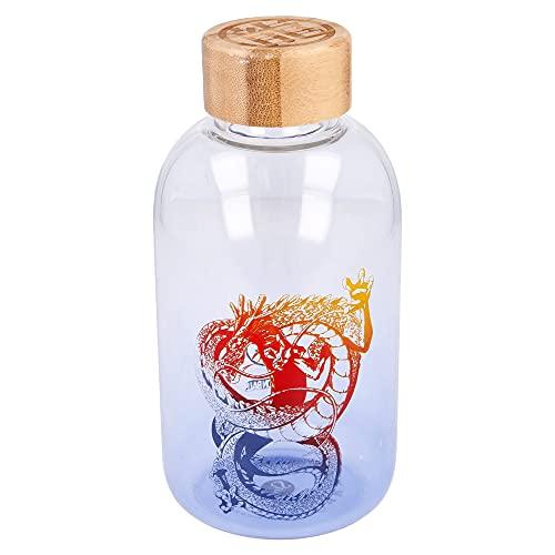 Stor Botella DE Cristal PEQUEÑA 620 ML | Dragon Ball Young Adult