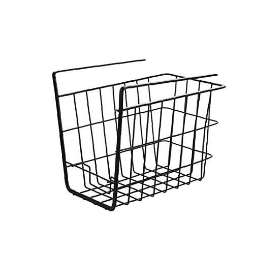 NaiCasy Organizador Cesta, cestas Colgantes Debajo de la repisa Cable Debajo de...