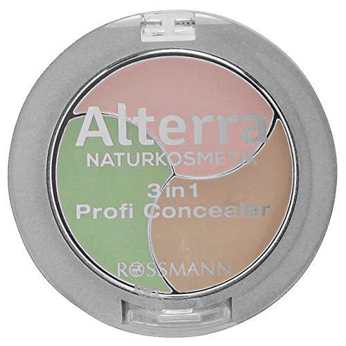 Alterra 3 in1 Profi Concealer bunt, 1 Stück