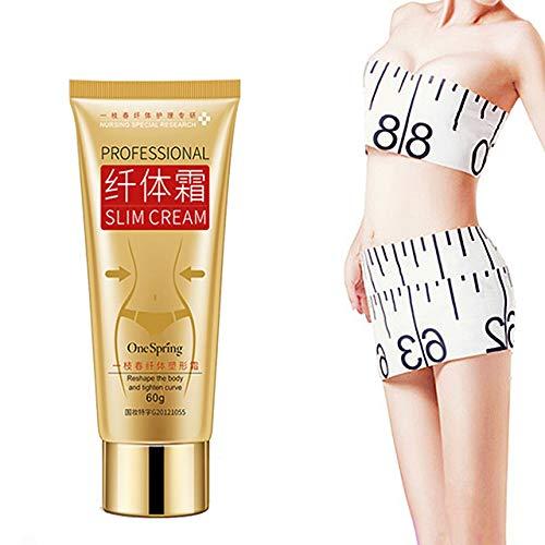Crème Anti-cellulite Mallalah brûlant la graisse amincissante raffermissants Crème abdominale Ventre Plat Bras Jambe Plus Mince