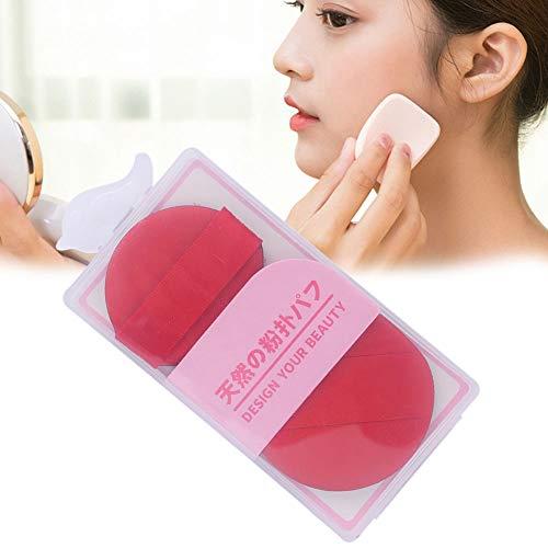 La poudre de visage portative durable souffle des éponges de beauté pour le salon pour le voyage pour le cosmétique