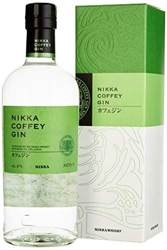 Nikka Coffey Gin mit Geschenkverpackung (1 x 0,7l)