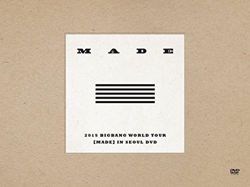 『2015 BIGBANG WORLD TOUR [MADE] IN SEOUL DVD』のトップ画像