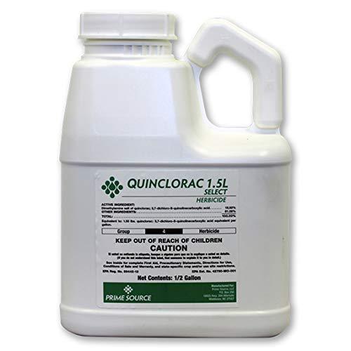 Primesource Quinclorac 1.5L Select (Drive XLR8) Liquid Crabgrass Killer (64 ounces)