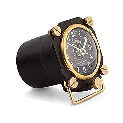 Pendulux, Table Clock - Altimeter (Black)