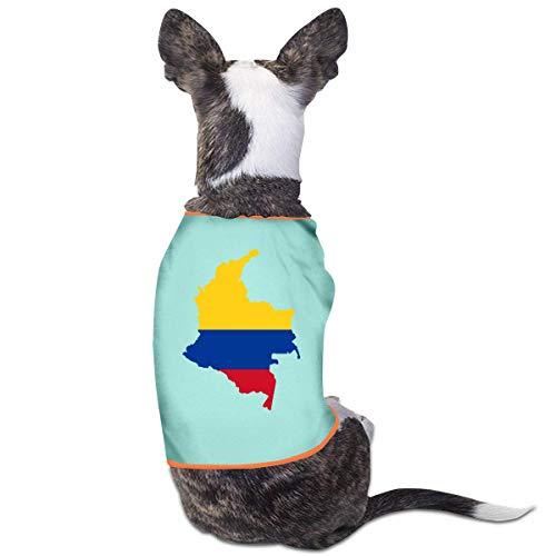 Florasun Columbia - Vestiti per cani e gatti di piccola taglia