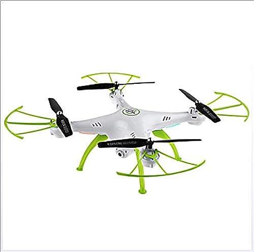 YAMEIJIA RC Drohne x5hw 4 Kan  6 Achsen 2.4G Mit HD - Kamera 0.3MP 480P Ferngesteuerter Quadrocopter LED-Lampen EIN Schlüssel Für Die
