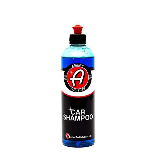Adam's Car Wash Shampoo (16oz) - pH Auto Detailing & Cleaning Wash Soap | Use W/ 5 Gallon...