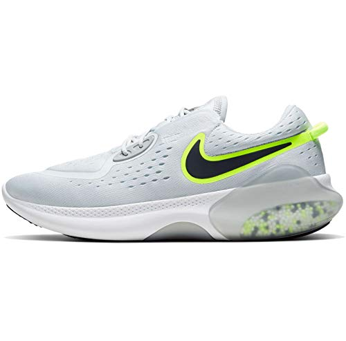 Nike Joyride Cd4365-005 - Zapatillas deportivas deportivas para hombre, blanco (Platino puro/Gris humo oscuro Voltio), 40 EU