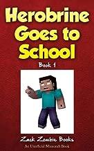 Best minecraft herobrine goes to school Reviews