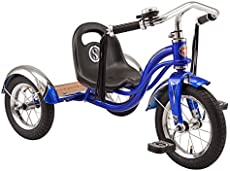 Schwinn Roadster Kids Tricycle, Classic Tricycle, Blue