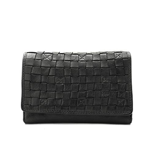 BIBA KA10 Kansas Wallet - Black