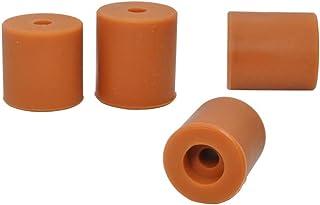 4-Pack CR10 3D-printer Siliconen nivellering kolom Solid Bed Mounts Stabiel Tool Hittebestendige Siliconen Buffers voor Cr...
