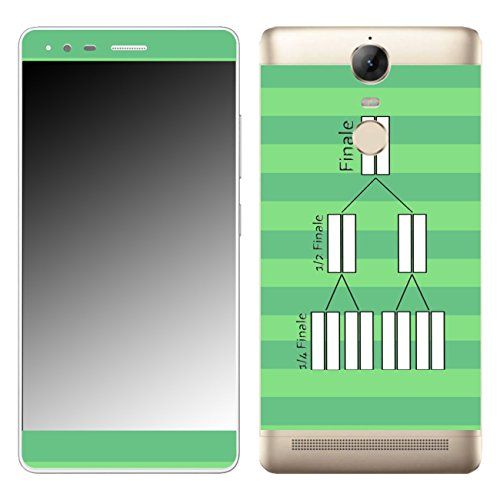 DISAGU SF 108529 _ 613 Design Skin Decal Sticker for Lenovo K5 Compatible – Game Plan 2014