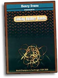 Linking Rubber Band trick H. Evans by Henry Evans