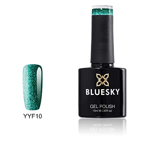 BLUESKY Gel-nagelfarben Nägel Saint yyf Glitter Nail Gel 10 ml