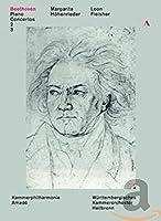 Beethoven: Piano Concertos 2 & 3 [DVD]