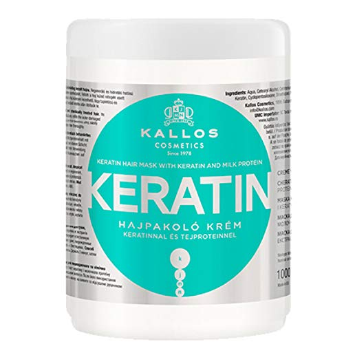 Keratin Hair Mask with Keratin & Milk Protein 1000ml