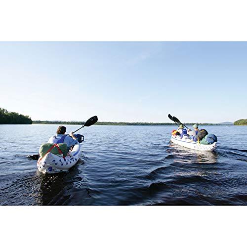 Sea Eagle 370 3-Person Inflatable Kayak Canoe