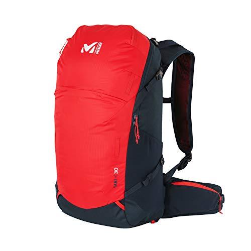 Millet - Yari 30 - Mochila Unisex para Senderismo y Aproximación - Volumen 30 L - Fire/Orion Blue