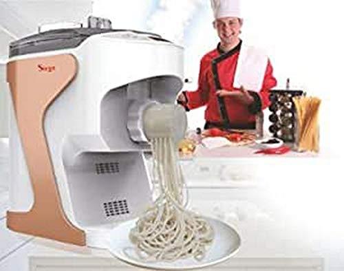 Sirge PASTALELLA Macchina per pasta fresca semiautomatica con ventilazione 14 Trafile + Estrusione Verticale + 180 Watt