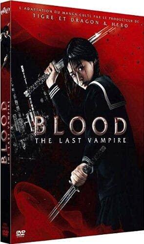Blood-The Last Vampire : Le Film + L'anime [Édition Prestige]