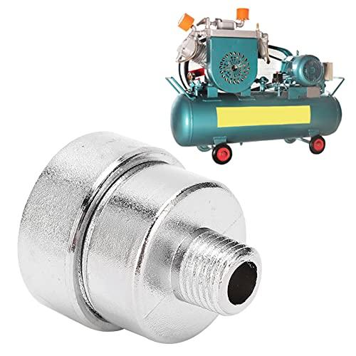 Filtro silenciador de compresor de aire con conector de rosca G1/4, silenciador de escape de vacío, bomba de aire, máquina sin aceite, accesorios para compresor de aire