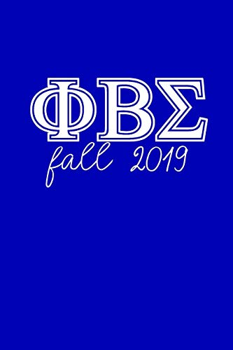 Fall 2019: Journal 6x9: gift for a frat brother; Gift for brotherhood or future bro; Motivational and Inspirational
