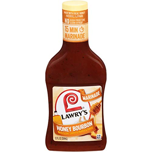 Lawry's Honey Bourbon Marinade, 12 FL OZ