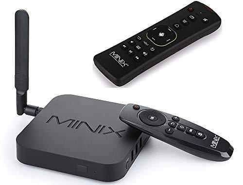 MINIX NEO u9-h Android 6.0Smart TV Box Octa Core (64-bit) mali-820mp3GPU 2GB DDR3(32-bit) 16GB ROM + A2Lite