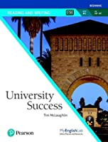 University Success: Reading & Writing Student Book with MyEnglishLab A1