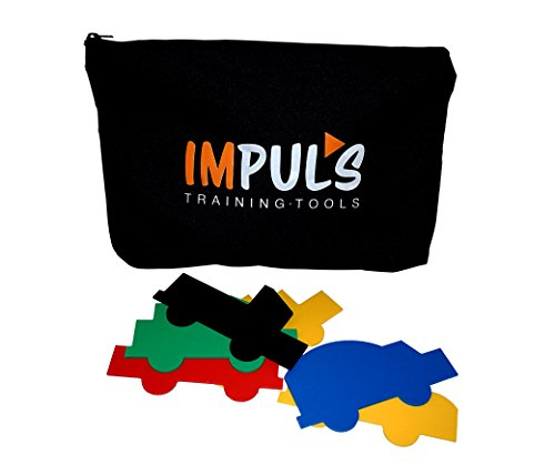 Impuls Training Tools   Figurencheck   30 Teile   EIN Teamspiel für Kommunikationsprofis