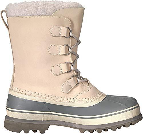 Sorel Herren Boots, Caribou, beige (oatmeal)/grau (quarry), Größe: 45